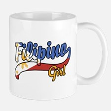Filipino Girl Mug