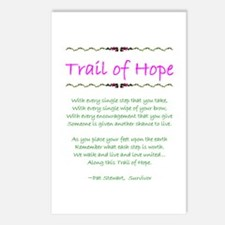 Trail of Hope Postcards (Package of 8)