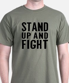Stand Fight T-Shirt