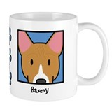 Dog paw mug Coffee Mugs