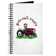 Light Red Farmer Journal