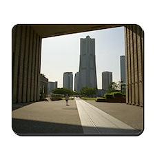 Yokohama Landmark Tower Mousepad