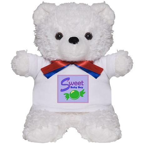 Babyquake Sweet Boy Teddy Bear