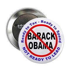 Anti Barack Obama Not Ready 2.25