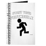 Footmobile walking/running Journal