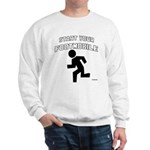 Footmobile walking/running Sweatshirt