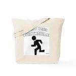 Footmobile walking/running Tote Bag