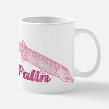 Palin Barracuda Retro Mug