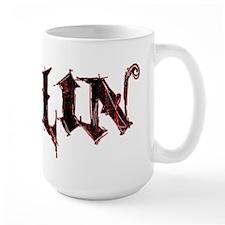 Palin Grunge Logo Mug