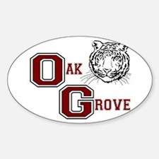 Oak Grove, Alabama Decal