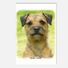 Border Terrier 8W44D-23 Postcards (Package of 8)