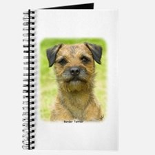 Border Terrier 8W44D-23 Journal
