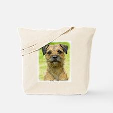 Border Terrier 8W44D-23 Tote Bag