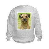 Border terrier Crew Neck