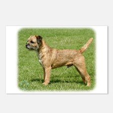 Border Terrier 9Y046D-035 Postcards (Package of 8)