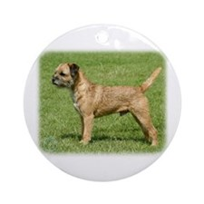 Border Terrier 9Y046D-035 Ornament (Round)