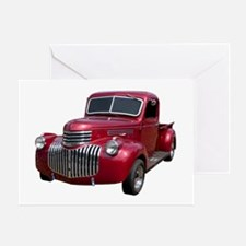 1946 Pickup Truck Greeting Card