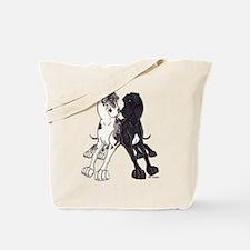 NgHNBw Lean Tote Bag