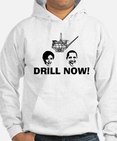 Drill Now Republican Oil Hoodie