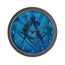 24-Inch Gauge Wall Clock