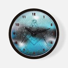 24-Inch Gauge Wall Clock