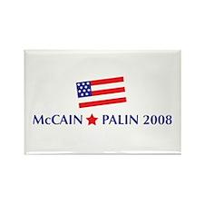 MCCAIN 2008 PALIN Rectangle Magnet