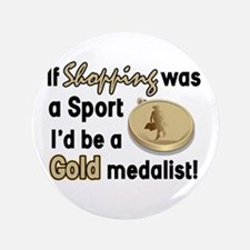 """Gifts for the shopper 3.5"""" Button (100 pack)"""