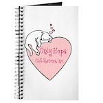 Only Hope Logo Journal