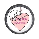 Only Hope Logo Wall Clock