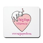 Only Hope Logo Mousepad