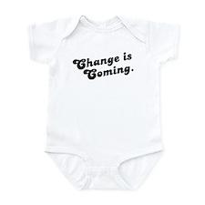 Change is Coming Infant Bodysuit