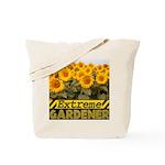 Extreme Gardener Tote Bag