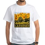 Extreme Gardener White T-Shirt
