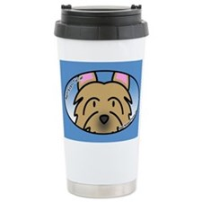 Anime Australian Terrier Travel Mug