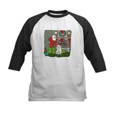 Santa's Helper Husky Tee