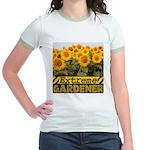Extreme Gardener Jr. Ringer T-Shirt