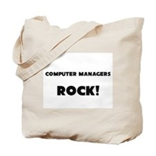 Computer Managers ROCK Tote Bag