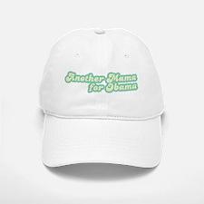 Mama for Obama Baseball Baseball Cap