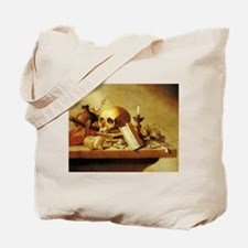 Funny Caravaggio Tote Bag