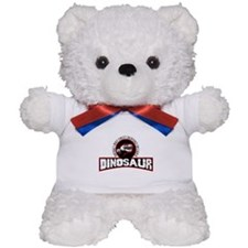 The Dinosaur Teddy Bear