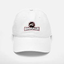 The Dinosaur Baseball Baseball Cap