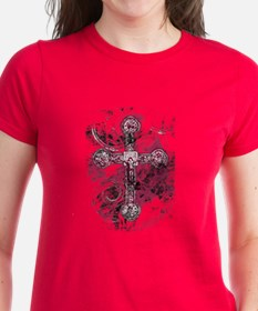 """Blood on the Cross"" Tee"
