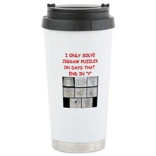 jigsaw puzzle Travel Mug