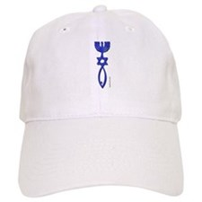 Messianic Jerusalem Seal Baseball Cap