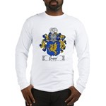 Grassi Family Crest Long Sleeve T-Shirt