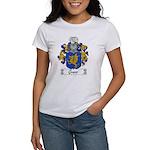 Grassi Family Crest Women's T-Shirt