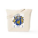 Grassi Family Crest Tote Bag
