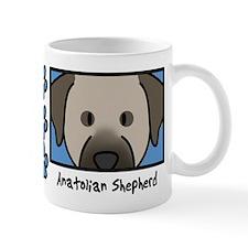 Anime Anatolian Shepherd Mug