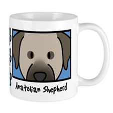 Anime Anatolian Shepherd Small Mug