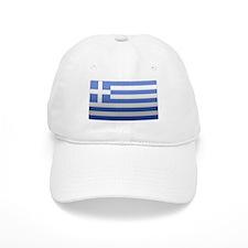 Greek Flag Baseball Cap
